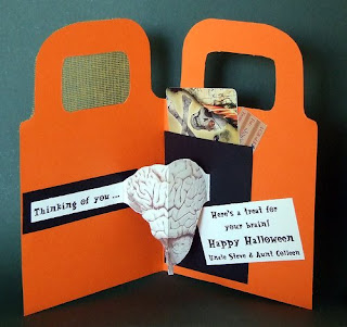 Easy Homemade Halloween Cards