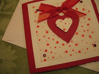 Easy Homemade Valentine's Greeting Cards