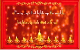 Happy Belated Diwali