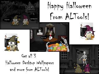 ALTools Halloween Wallpaper