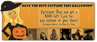 Halloween Gift Card Templates