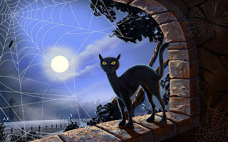 Spider Web Wallpaper For Halloween