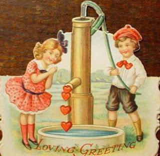 Vintage Valentines Day Post Cards