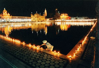 Diwali At Golden Temple