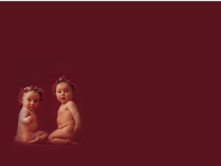 Anne Geddes Baby Couple Love Card