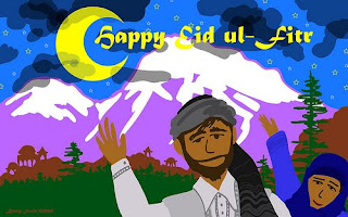 Happy Eid ul-Fitr