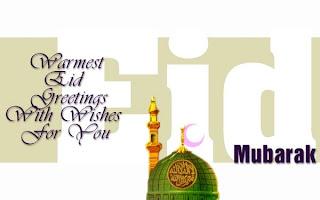 Eid ul-fitr Mubarak