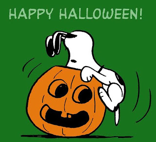 Free snoopy halloween wallpaper