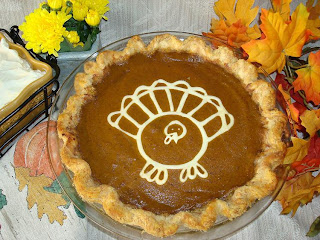 Thanksgiving Pumpkin Pie Wallpapers