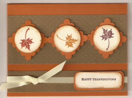 Thanksgiving Craft Ideas on Thanksgiving Crafts Cards  Crafting Thanksgiving Wish Card