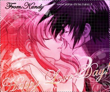 Valentine Greeting Cards Anime Valentine Greeting Cards Anime
