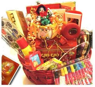 gift basket for kids