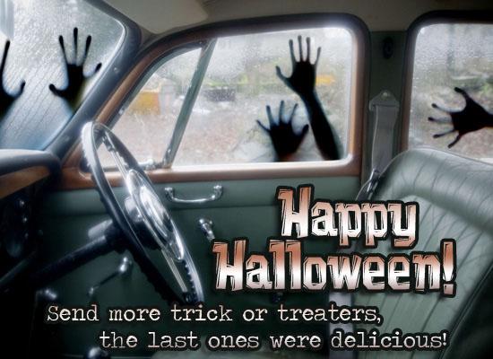 Halloween Cards: August 2010