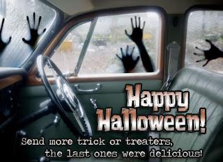 Online Happy Halloween Wishes