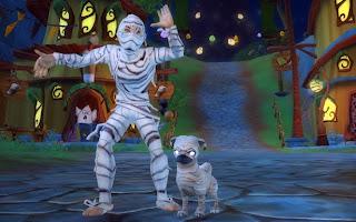 Online Free Halloween eCards