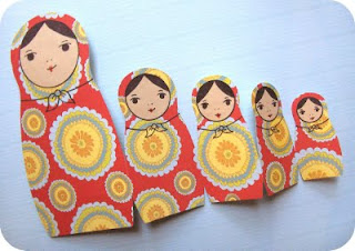 cute doll cards for valentine