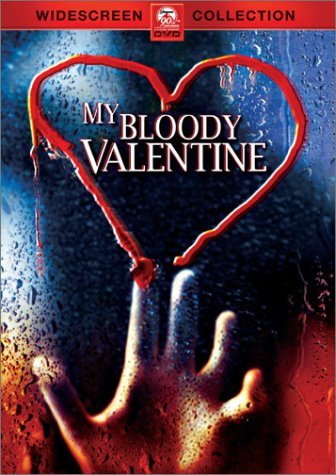 3D My Bloody Valentine Movie Cards