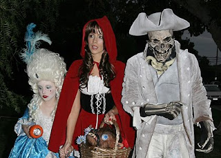 Halloween Family Costume Pictures