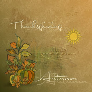 autumn thanksgiving leaves cards