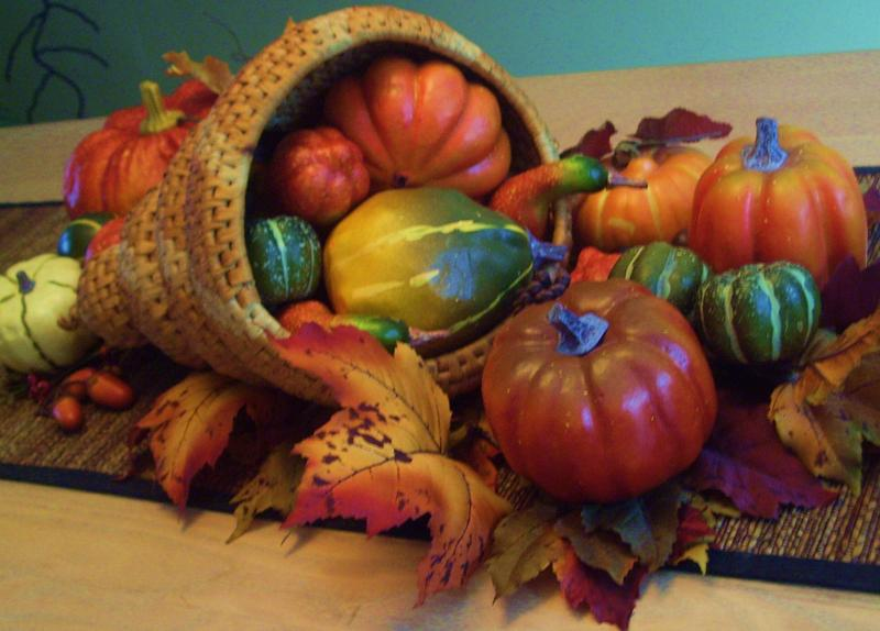 Thanksgiving Centerpiece Cards Dirty Pretty Things