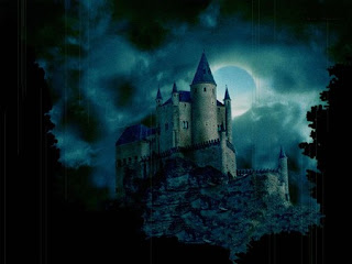 Halloween Witch Castle