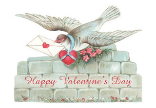 Valentines Day Pigeon Cards