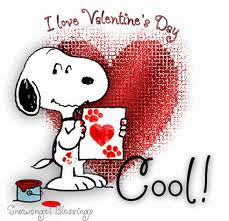 Snoopy Valentine Cards