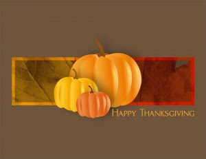 Online Thanksgiving Cards