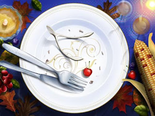 free thanksgiving widescreen wallpaper