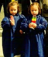 min tvilling og meg