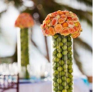 Planning a wedding centros de mesa - Centros de mesa con limones ...