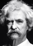 Mark Twain...Finally a quote that pertains to me