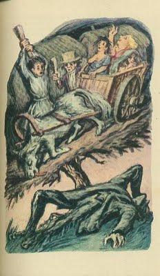 Преступление и наказание - иллюстрации Грибника рис.2