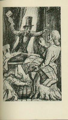 Преступление и наказание - иллюстрации Грибника рис.3