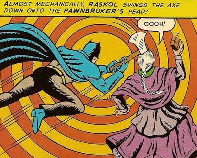 Бэтмен - Преступление и наказание