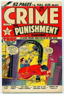 Crime and Punishment - Illustories, June 27