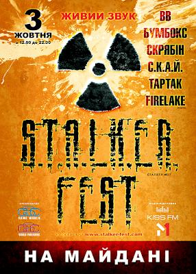 Poster STALKER-Fest 2009