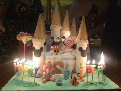 Pocoyo Birthday Cake Uk