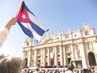 Los cubanos estuvieron presentes en la beatificación de fray José López Piteira pese a las palabras lamentables del Cardenal Jaime Ortega