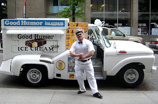 Ice Cream Man!