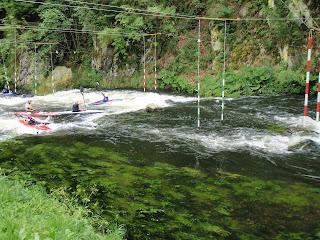 Alberta Slalom Canoe Kayak: 2008
