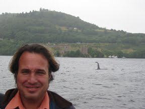 ME AT LOCH NESS