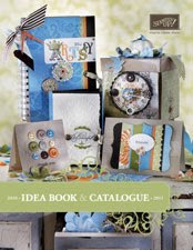Stampin' Up! Idea Book and Catalogue