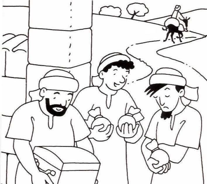 Dramas Cristianos: Parábola moderna de los talentos