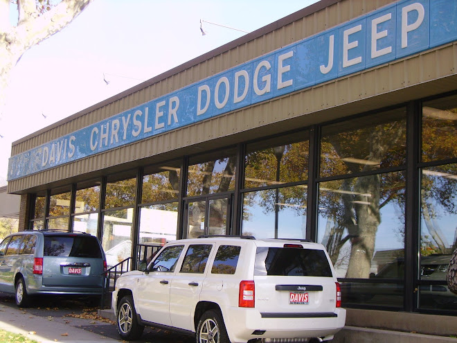 DAVIS CHRYSLER DODGE JEEP