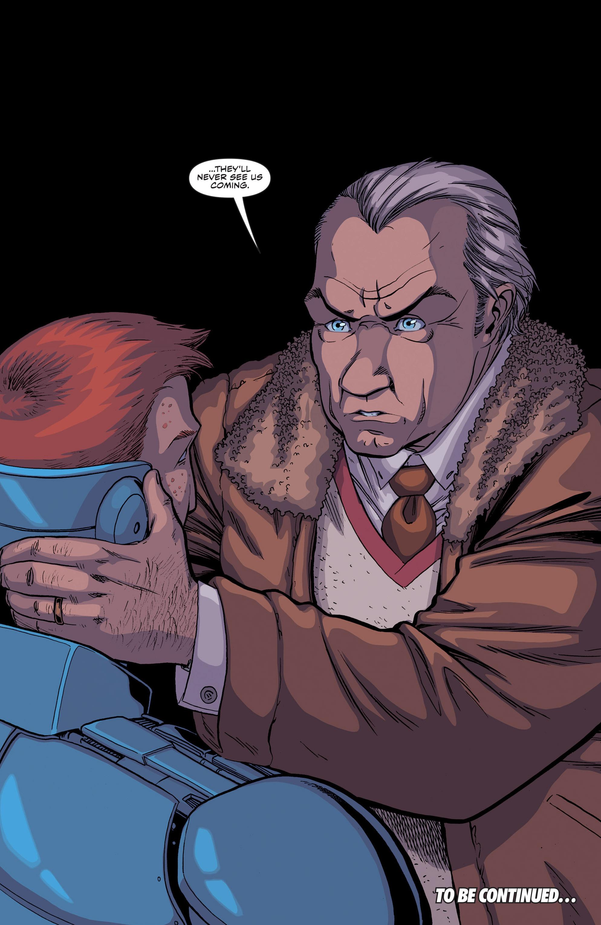 Read online Secret Identities comic -  Issue #1 - 29