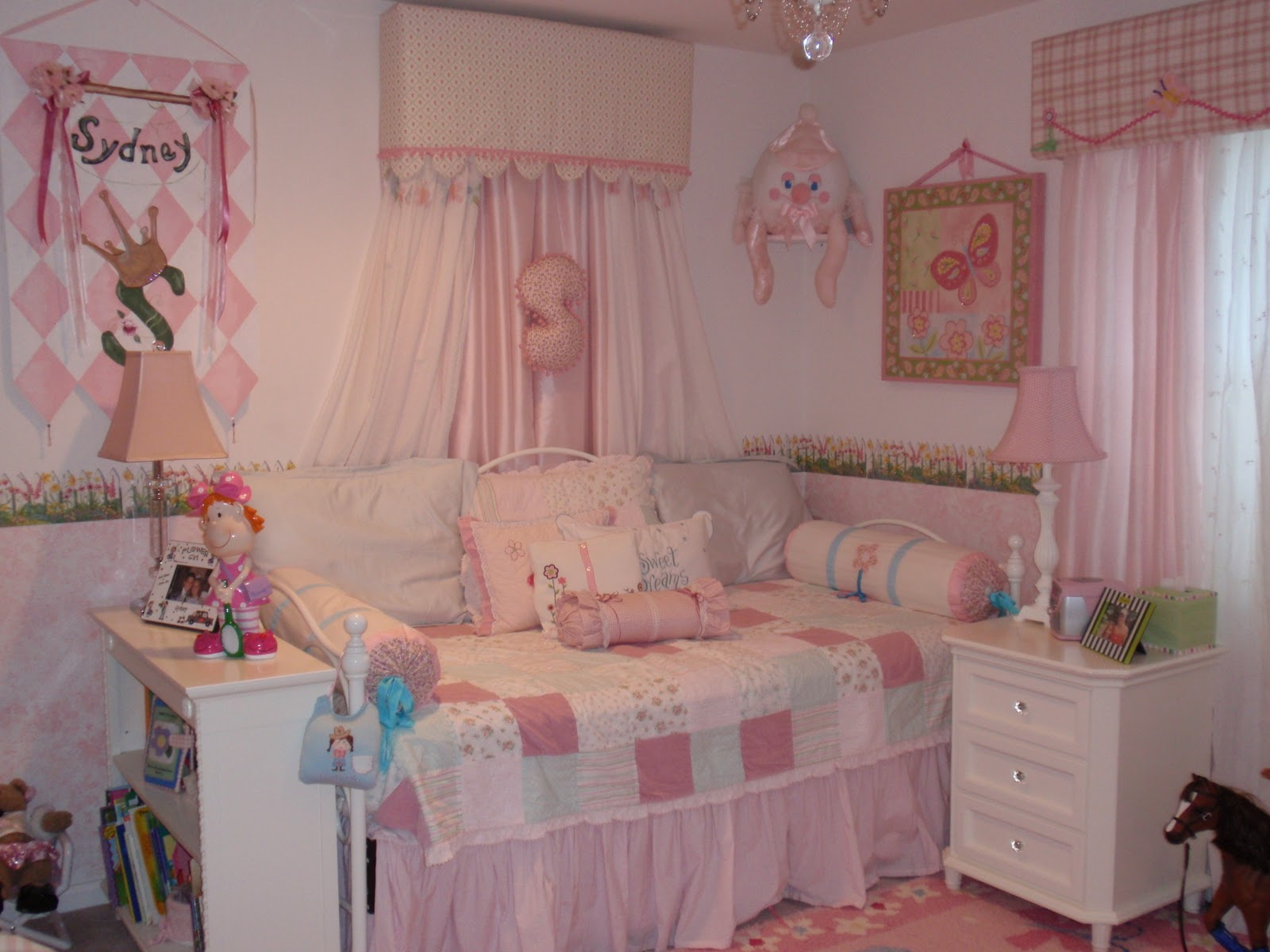 Inspirations For A 10 Year Old Girlu0027s Room