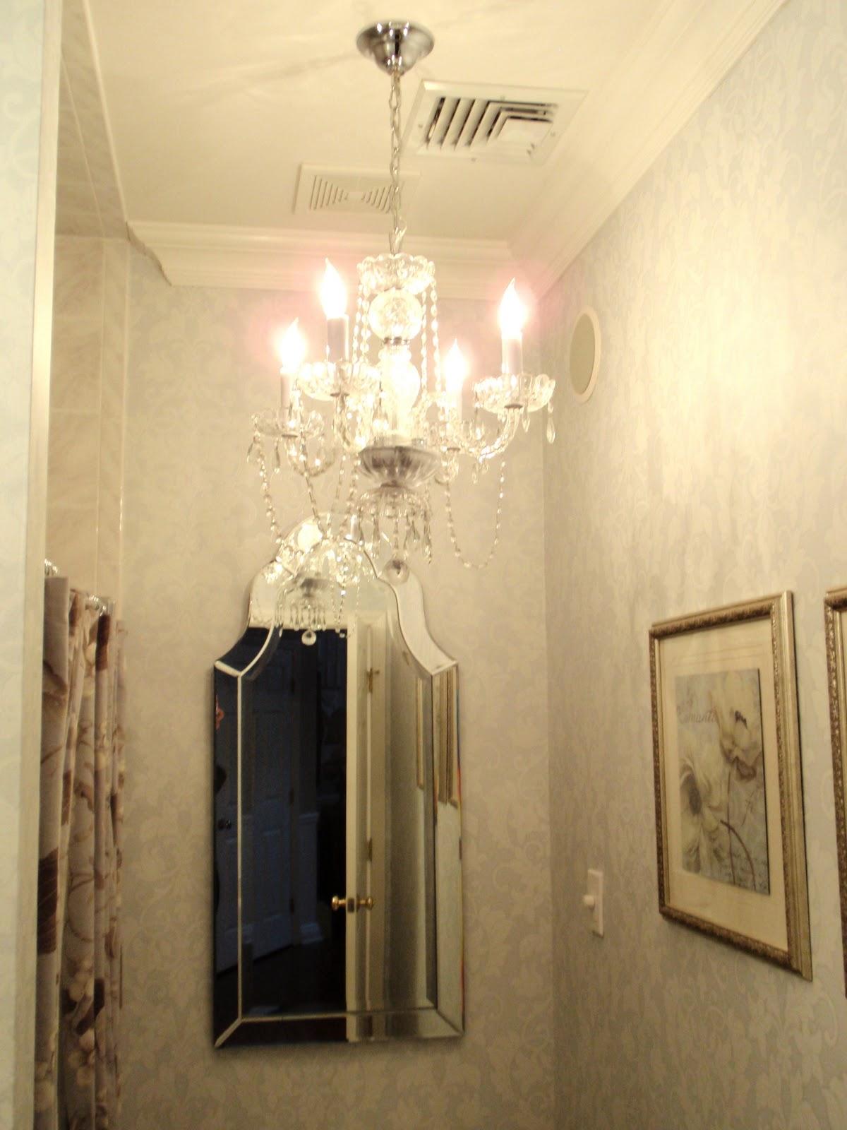 Murano Venetian Style Trimmed CHANDELIER Chandeliers, Crystal