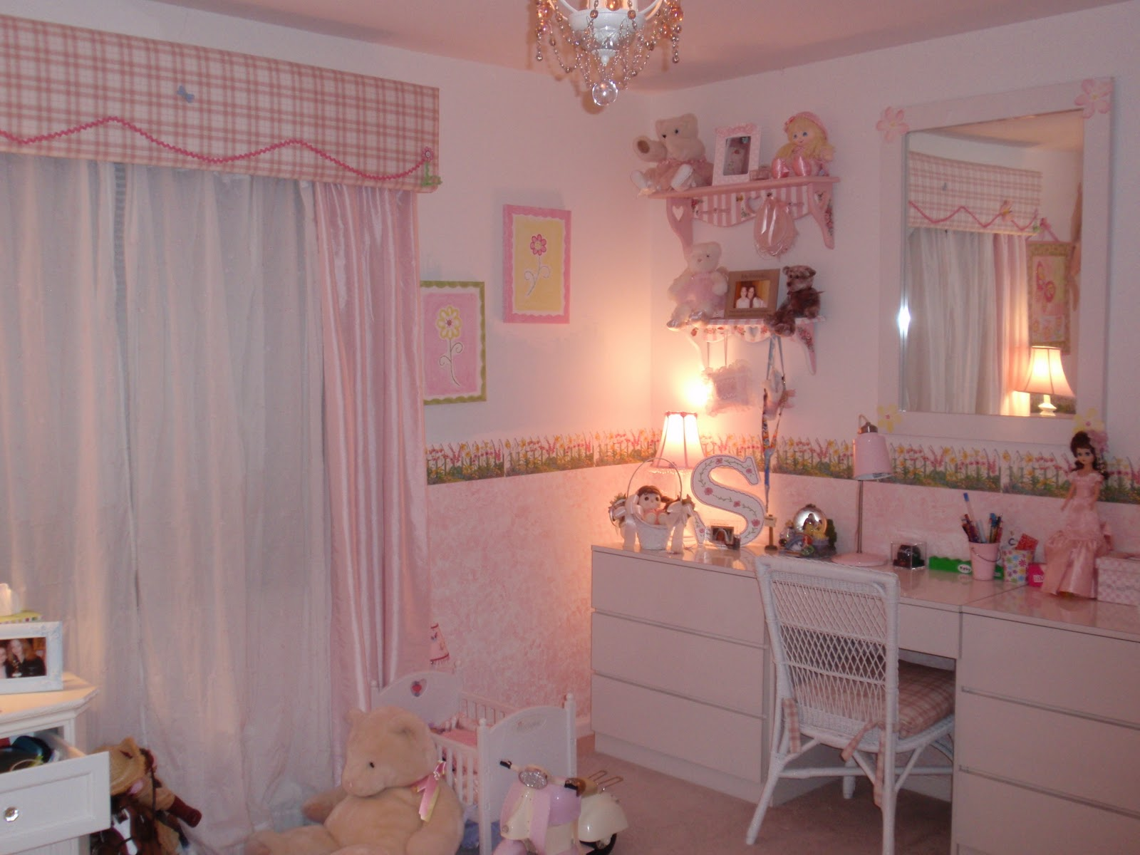 DIY by Design: 10 Year Old Girls Room