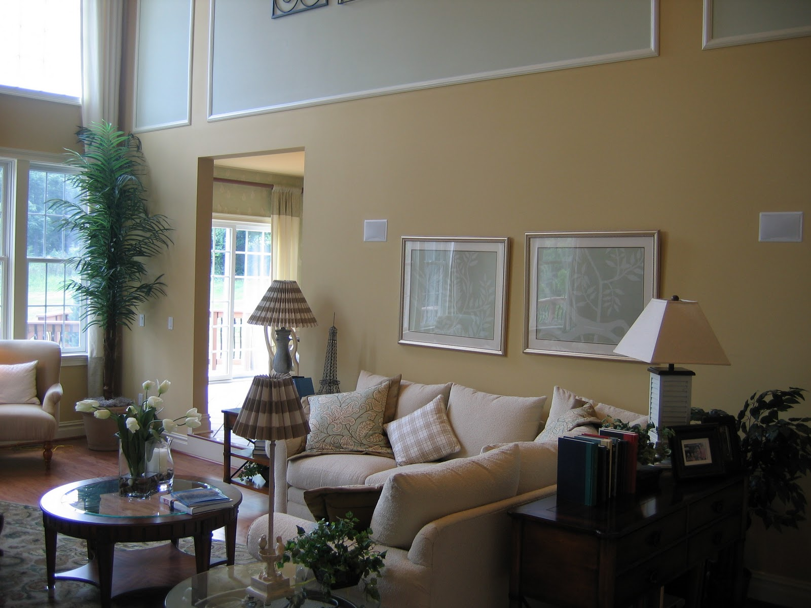 Diy by design family room ideas - Paint colors for great room ...